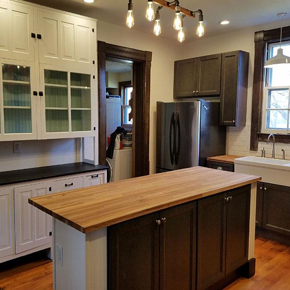 Macinnis Construction, Indianapolis Kitchen Remodel