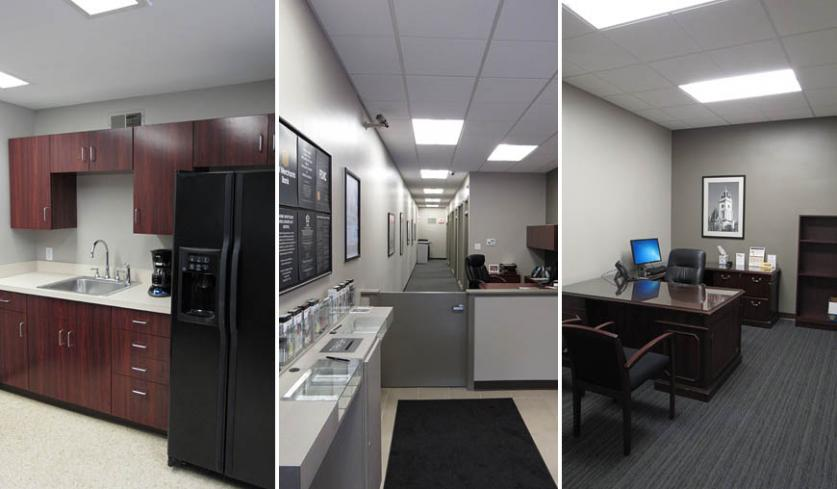 Commercial Remodel, Noblesville, IN