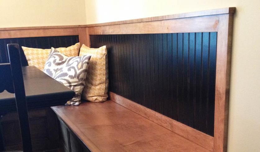Custom Carpentry, Banquette - Noblesville, IN