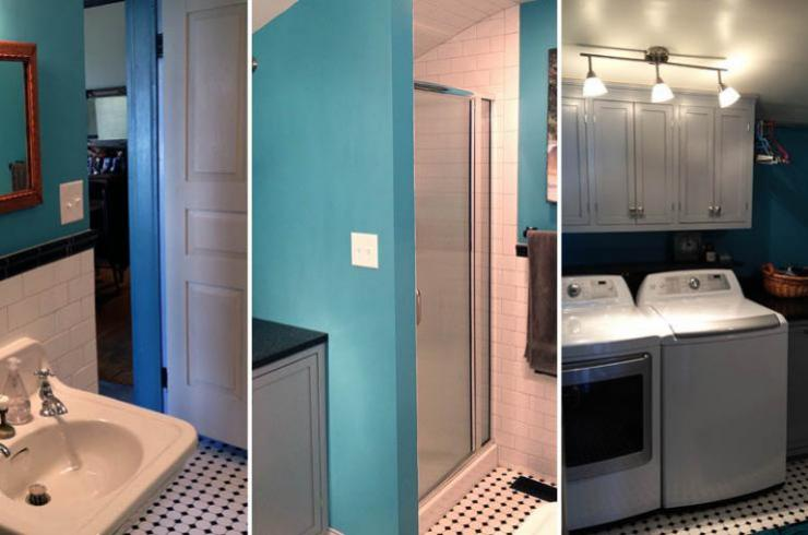 Cherry St. Bathroom Remodel #1, Noblesville, IN