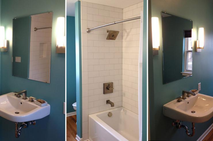 9th Street Bath Remodel - Noblesville, IN