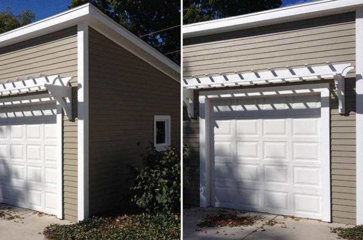 Garage Remodel, Noblesville, IN