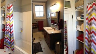 Bathroom Remodel #2, Noblesville, IN