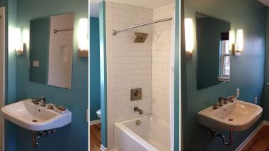 9th Street Bath Remodel - Noblesville, IN