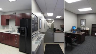 Commercial Remodel, Noblesville, IN