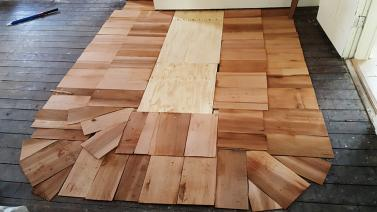 Noblesville, Custom Wood Floors, Macinnis Construction
