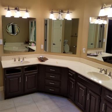 Macinnis Construction, Geist Area Bath Remodel