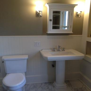 Logan Street Bath Remodel, Noblesville, IN