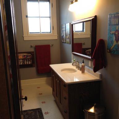 Bathroom Remodel #2, Noblesville, IN