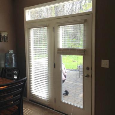 PATIO DOOR AND WINDOWS REMODEL, Noblesville, Indiana